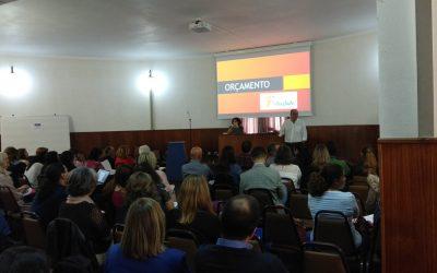 """Solicitude promove Ação de Formação – """"Como elaborar um Plano de Atividades e o Orçamento"""""""